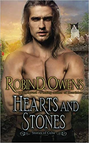 Review: Hearts and Stones by Robin D. Owens