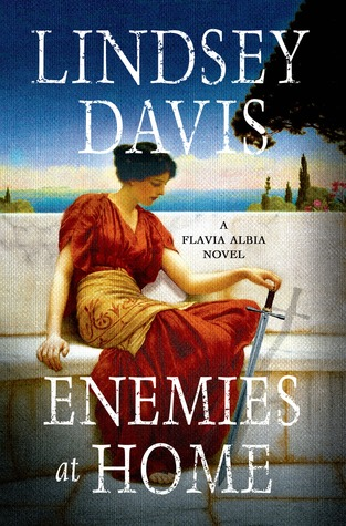 Review: Enemies at Home by Lindsey Davis