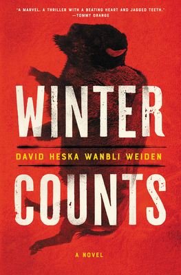 Review: Winter Counts by David Heska Wanbli Weiden