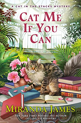 Review: Cat Me if You Can by Miranda James