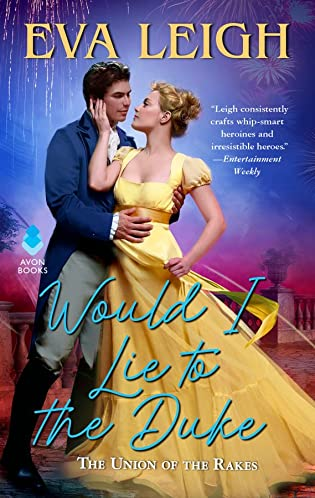 Review: Would I Lie to the Duke by Eva Leigh