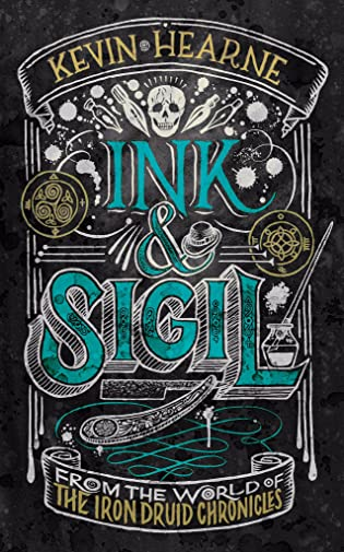Review: Ink and Sigil by Kevin Hearne
