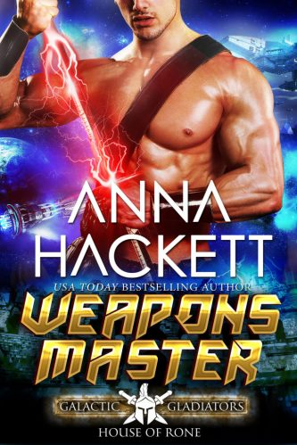 Review: Weapons Master by Anna Hackett