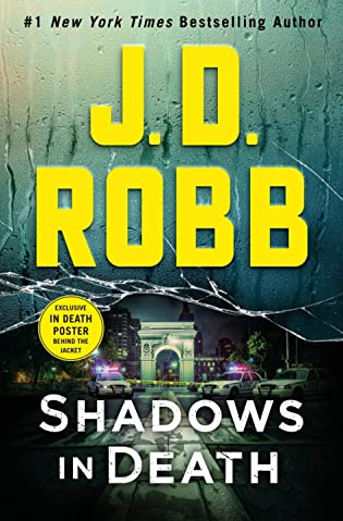 Review: Shadows in Death by J.D. Robb