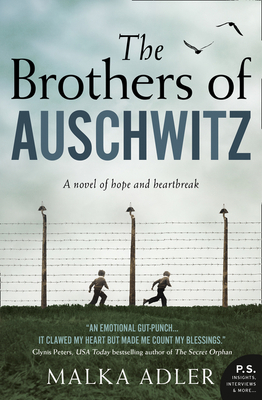 Review: The Brothers of Auschwitz by Malka Adler