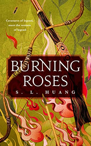 Review: Burning Roses by S.L. Huang