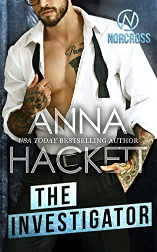 Review: The Investigator by Anna Hackett