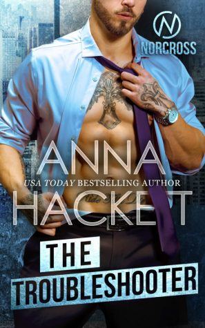 Review: The Troubleshooter by Anna Hackett
