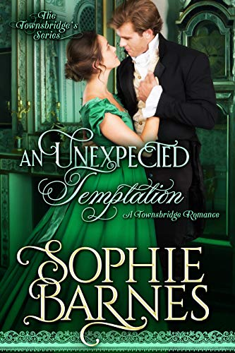 Review: An Unexpected Temptation by Sophie Barnes + Giveaway