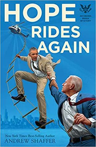 Review: Hope Rides Again by Andrew Shaffer