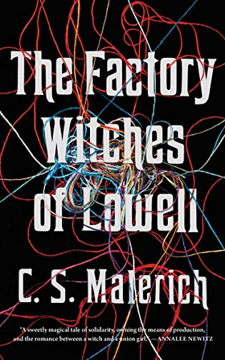 Review: The Factory Witches of Lowell by C.S. Malerich