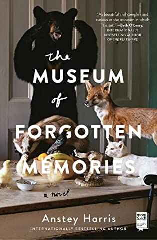 Review: Museum of Forgotten Memories by Anstey Harris