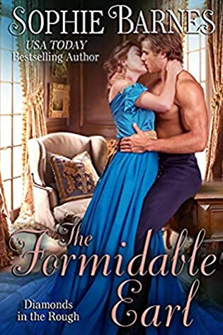 Review: The Formidable Earl by Sophie Barnes + Giveaway