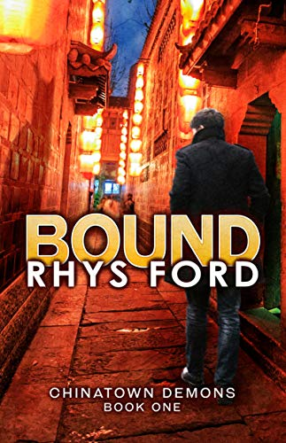 Review: Bound by Rhys Ford + Guest Post + Giveaway