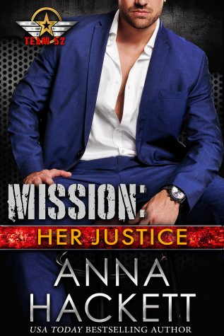 Review: Mission: Her Justice by Anna Hackett