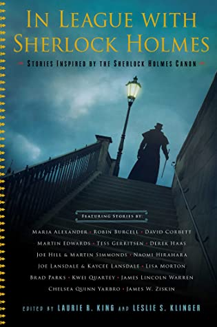 Review: In League with Sherlock Holmes edited by Leslie S. Klinger and Laurie R. King