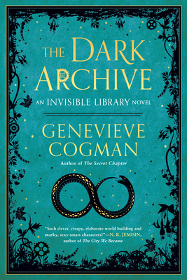 Review: The Dark Archive by Genevieve Cogman