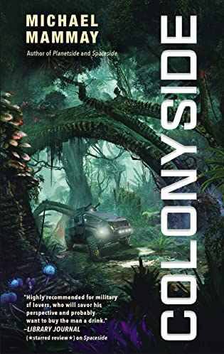 Review: Colonyside by Michael Mammay