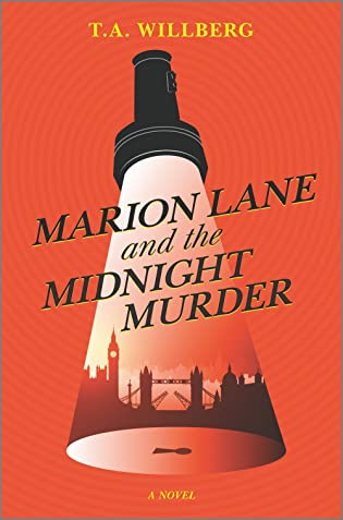 Review: Marion Lane and the Midnight Murder by T.A. Willberg