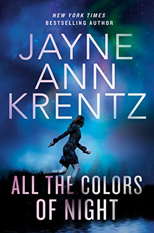 Review: All the Colors of Night by Jayne Ann Krentz
