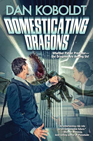 Review: Domesticating Dragons by Dan Koboldt