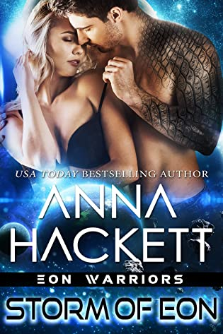 Review: Storm of Eon by Anna Hackett