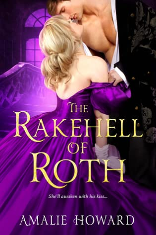 Review: The Rakehell of Roth by Amalie Howard + Giveaway