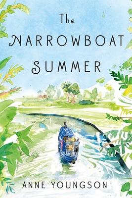 Review: The Narrowboat Summer by Anne Youngson