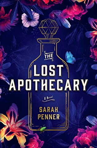 Review: The Lost Apothecary by Sarah Penner