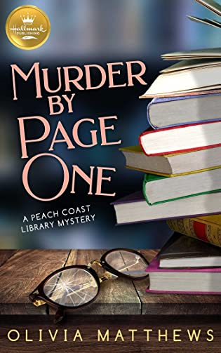 Review: Murder by Page One by Olivia Matthews