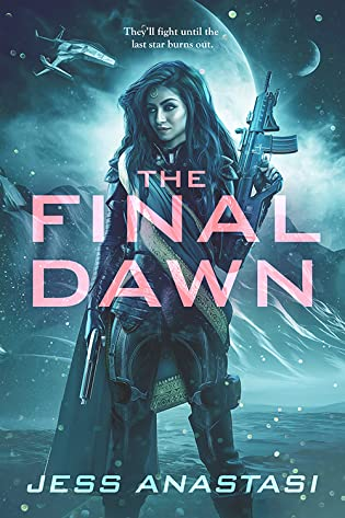 Review: The Final Dawn by Jess Anastasi