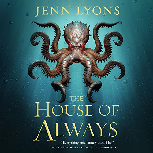 Review: The House of Always by Jenn Lyons