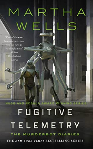 Review: Fugitive Telemetry by Martha Wells