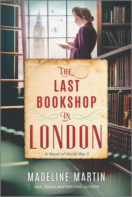 Review: The Last Bookshop in London by Madeline Martin