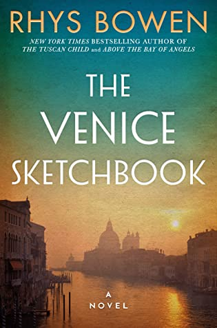 Review: The Venice Sketchbook by Rhys Bowen