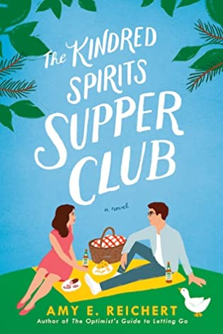 Review: The Kindred Spirits Supper Club by Amy E. Reichert