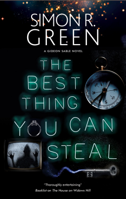 Review: The Best Thing You Can Steal by Simon R Green
