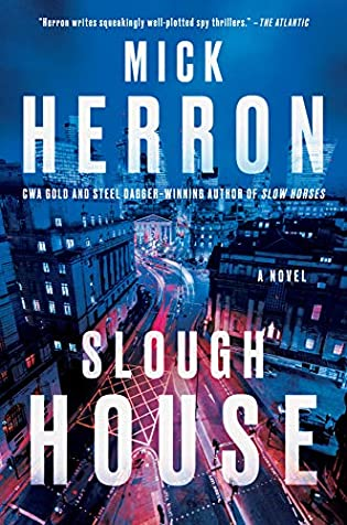 Review: Slough House by Mick Herron