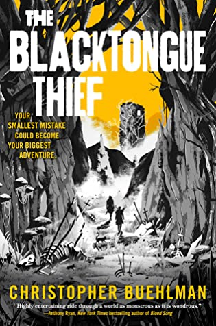 Review: The Blacktongue Thief by Christopher Buehlman