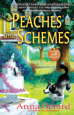 Review: Peaches and Schemes by Anna Gerard + Giveaway