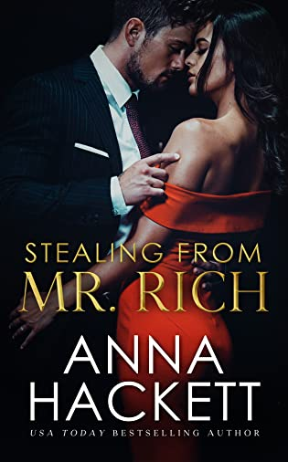Review: Stealing from Mr. Rich by Anna Hackett