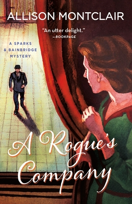Review: A Rogue's Company by Allison Montclair