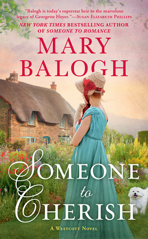 Review: Someone to Cherish by Mary Balogh
