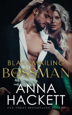 Review: Blackmailing Mr. Bossman by Anna Hackett
