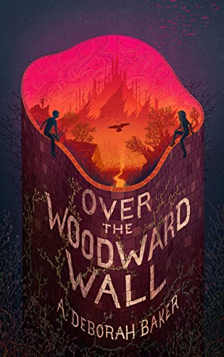 Review: Over the Woodward Wall by A. Deborah Baker