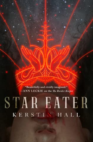 Review: Star Eater by Kerstin Hall