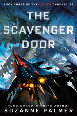 Review: The Scavenger Door by Suzanne Palmer