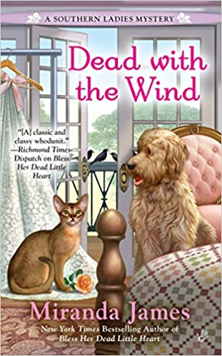 Review: Dead with the Wind by Miranda James