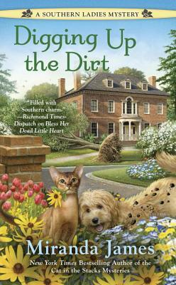 Review Digging Up the Dirt by Miranda James
