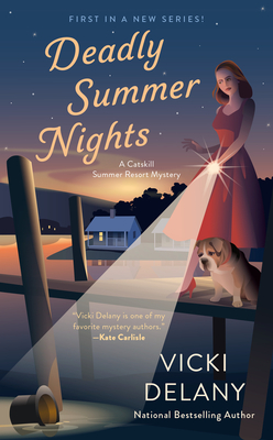 Review: Deadly Summer Nights by Vicki Delany + Giveaway